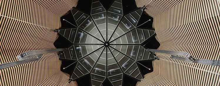 Tempodrom Berlin Architektur Erlebnis Herzstuck