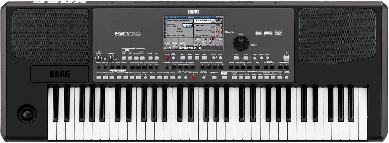 Aranzhirovochnaya Rabochaya Stanciya Korg Pa600 Yamaha Keyboard Korg Keyboard