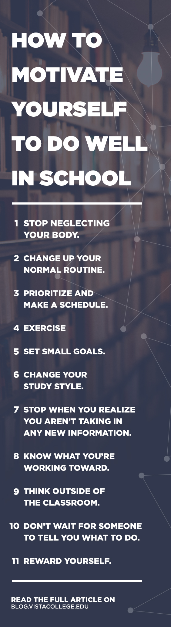 How to Motivate Yourself to Do Well in School