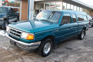 1994 Ford Ranger Extendedd Cab Xtl Pickup Straight V6 With