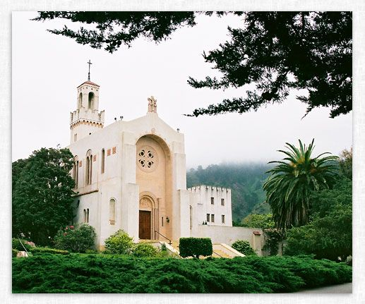The Chapel of the Carmelite Monastery - Carmel, California | Grace