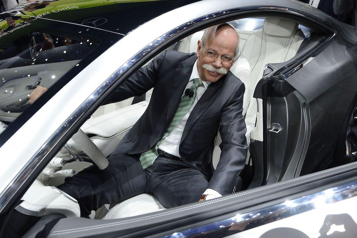 Ex Daimler Chef Zetsche Investiert In Gebrauchtwagen Startup Zetsche Gebrauchtwagen Dieter Zetsche
