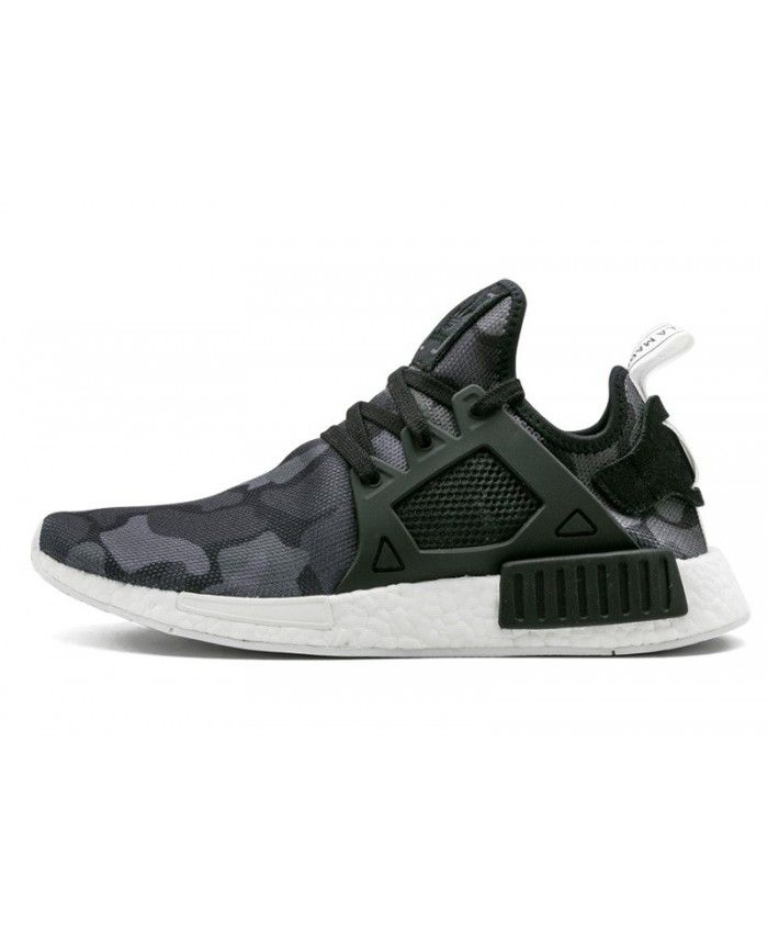 Adidas NMD XR1 Duck Camo Ba7231 Core Black Ftwr White The formation of  Adidas another style