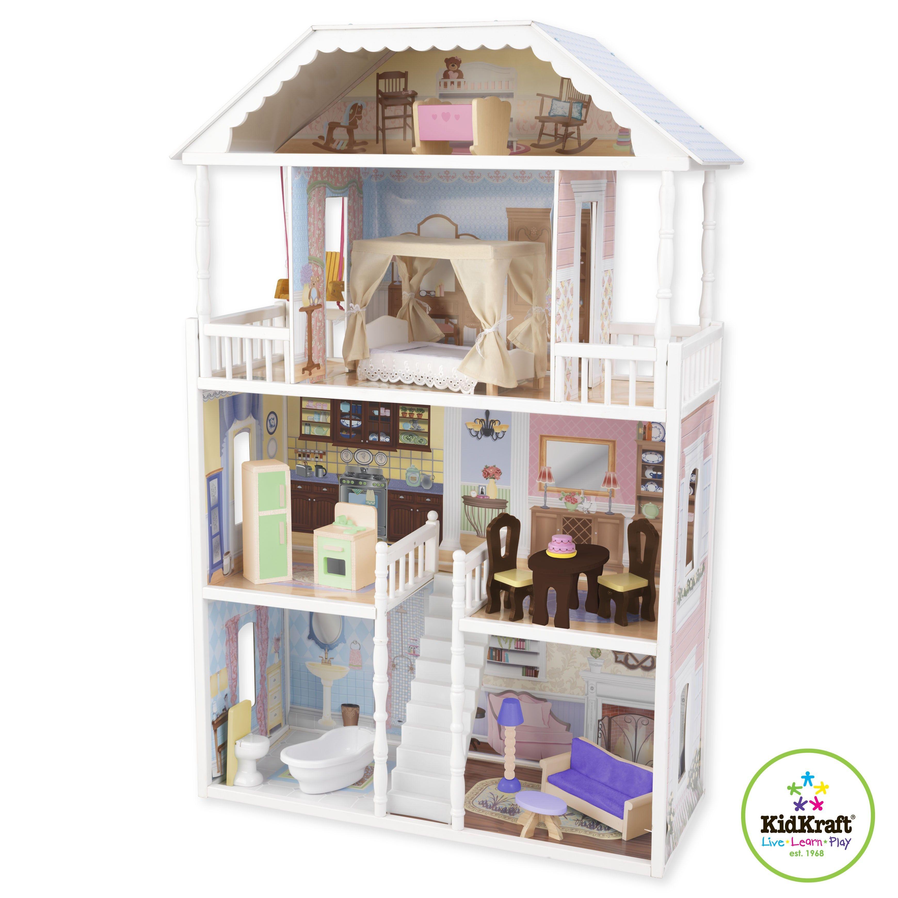 Casa de Muñecas Savannah #offemily   angy   Pinterest   Infancia y ...