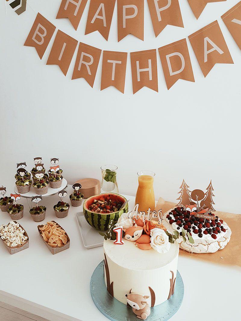 Lesne Przyjecie Urodzinowe Pomysl Na Pierwsze Urodziny Dziecka