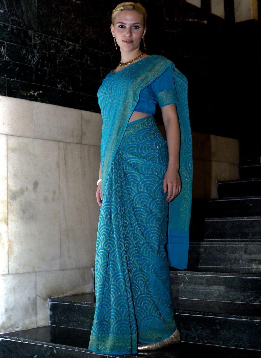 Image result for scarlett johansson in india | Scarlett johansson ...