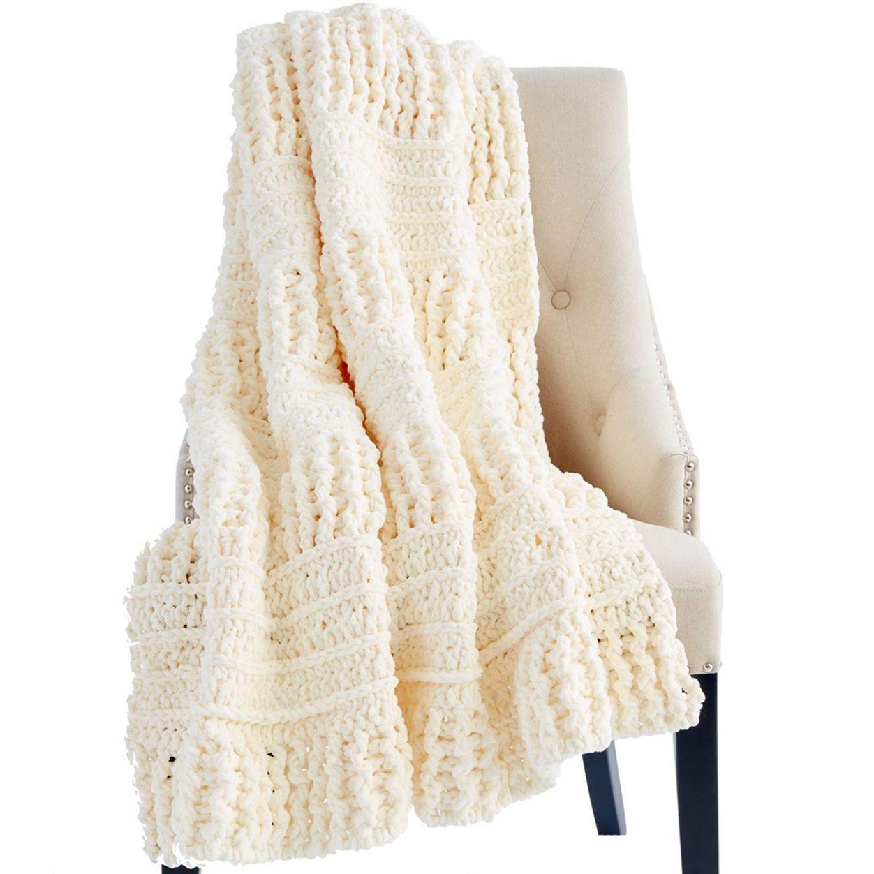 Bernat Here and There Crochet Blanket   Crochet   Pinterest