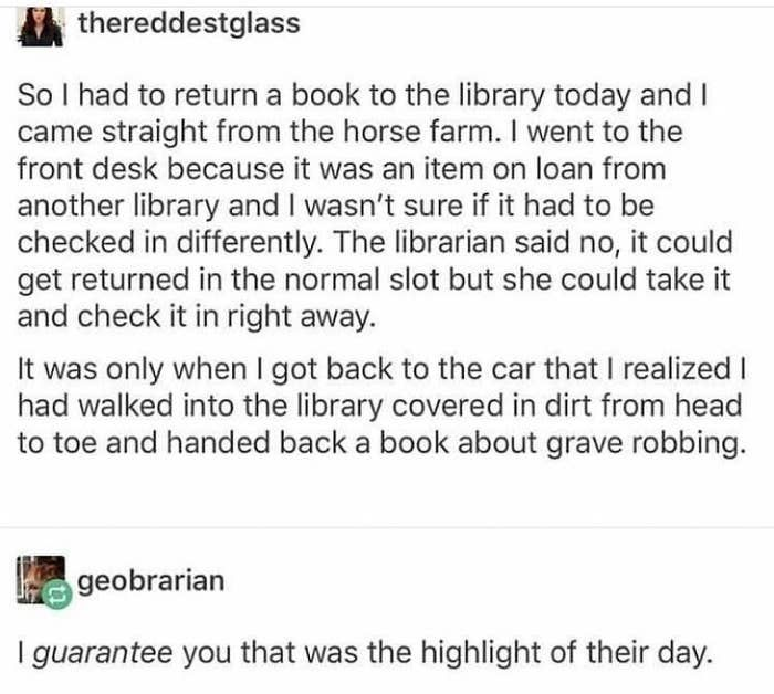 Tumblr Tells Some Wild Stories, And Here Are 19 Really Good Ones