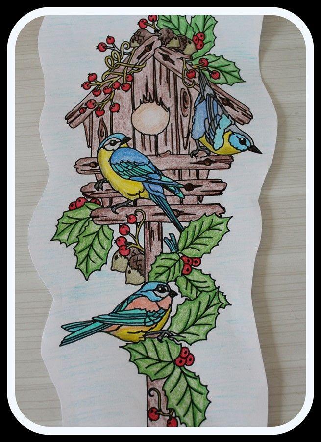 dessin trouvé sur le net coloré par mes soins aux cdc ...