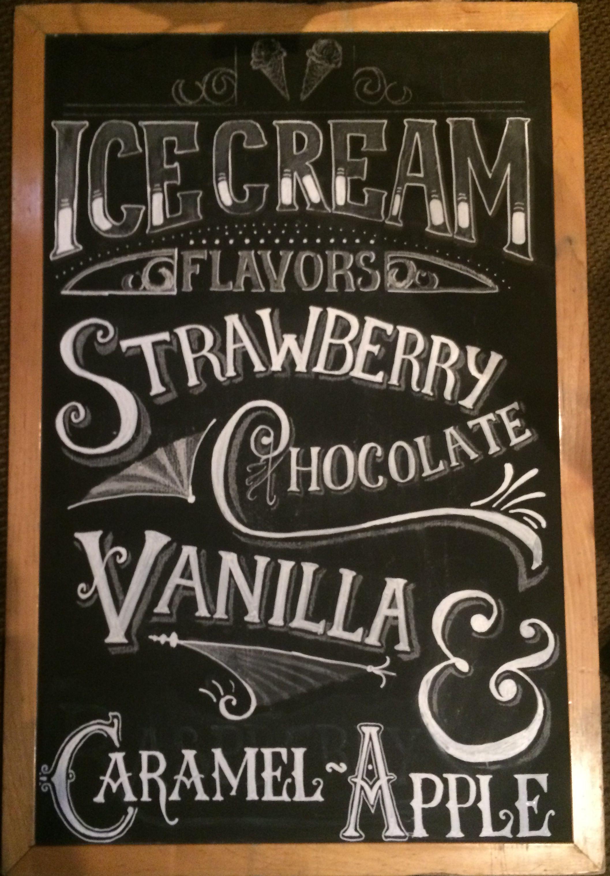 optimistically green chalk art chalkboard chalk menu chalk