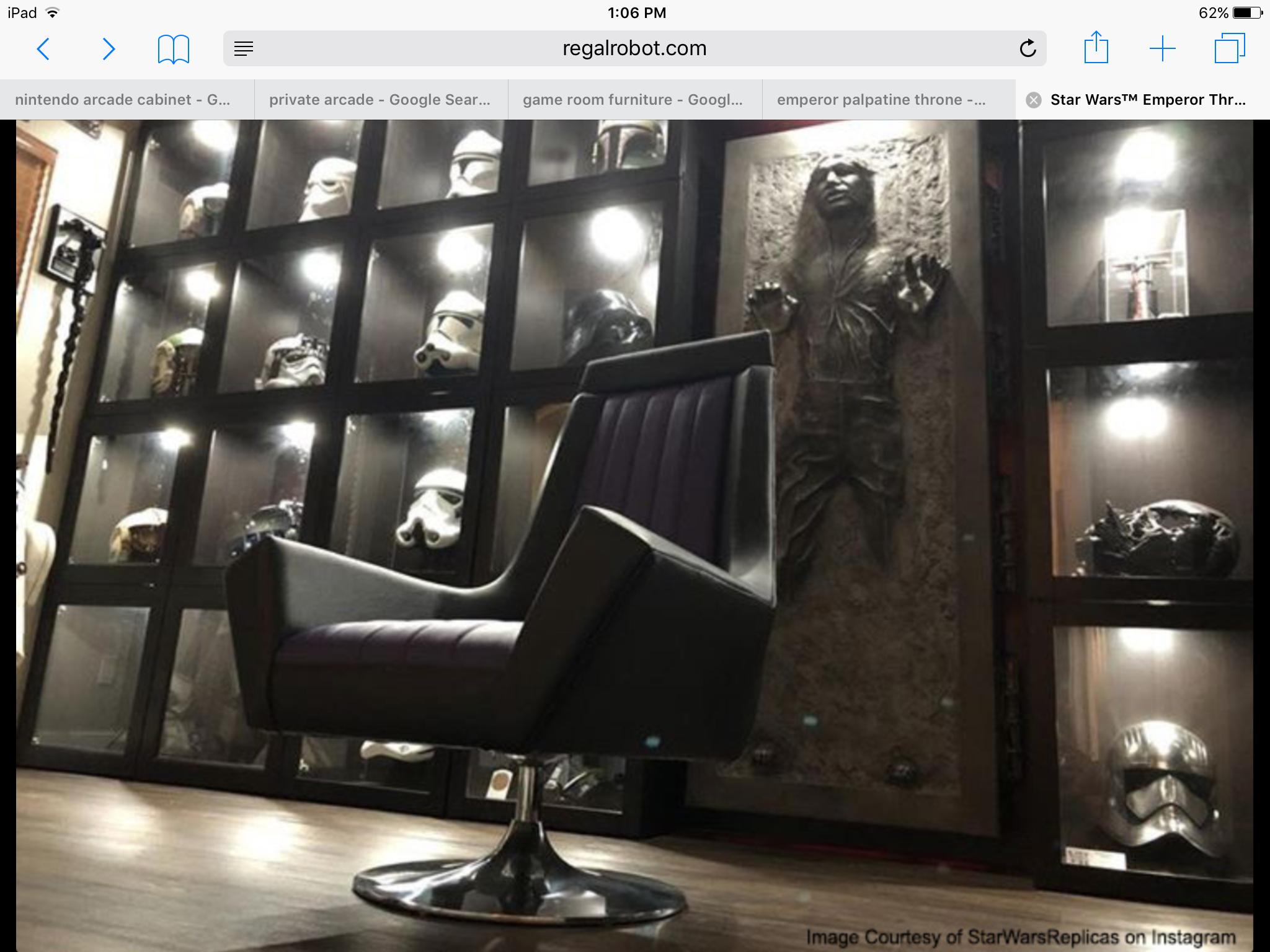 furniture imagejosh smith  star wars furniture