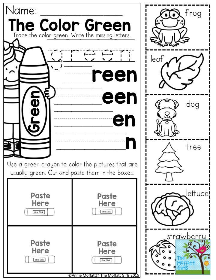 worksheet. Color Word Worksheets. Grass Fedjp Worksheet Study Site