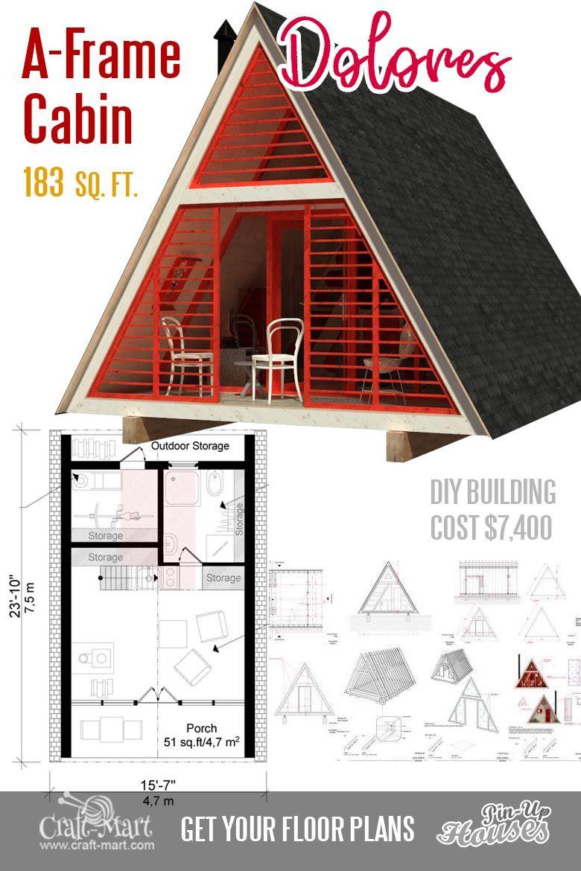 Small House Cabin Plans 2021 Aksesoris Dekorasi Rumah Arsitektur Rumah Modern