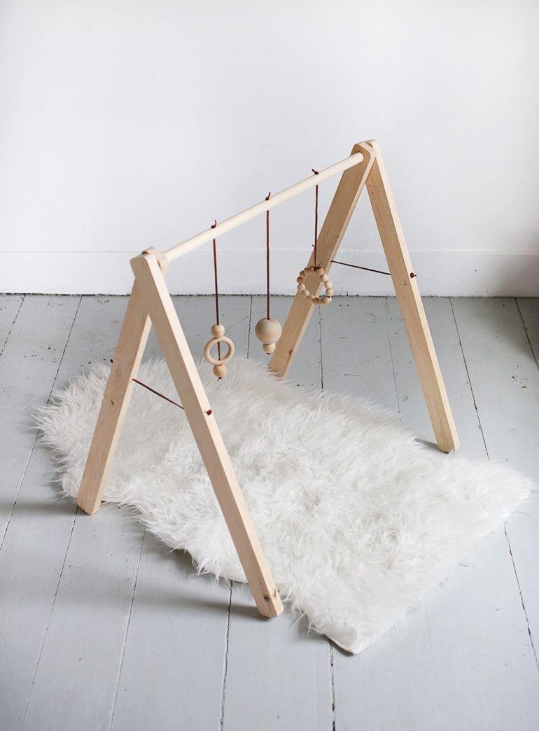 Unike DIY Wooden Baby Gym | Kids | Diy baby gym, Baby gym, Wood baby gym MA-07