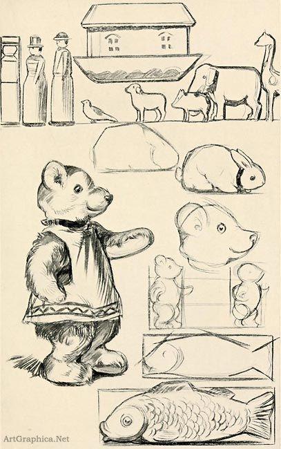 Basic Drawing Book