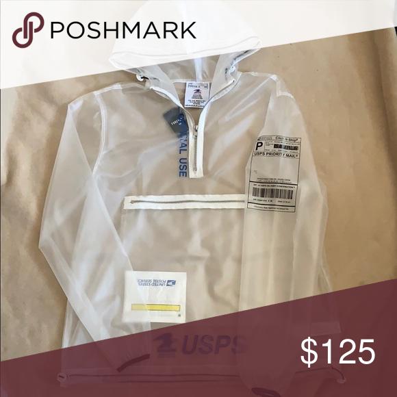 Forever 21 Usps Priority Mail Transparent Jacket Jackets Forever 21 Jacket Clothes Design