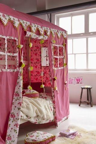Lifetime Bed Pink Garden Grote Tent Speelhuis Om In Te Slapen