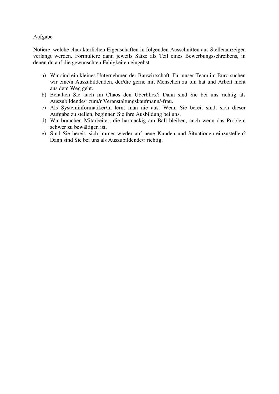 Bewerbung Unterrichtsmaterial In Den Fachern Arbeitslehre Deutsch Bewerbung Anschreiben Bewerbung Schreiben Bewerbung