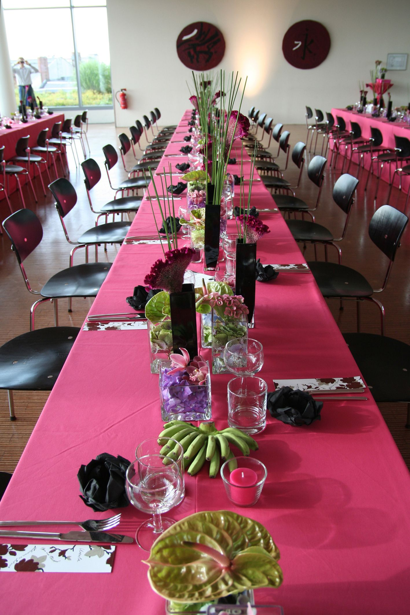 Asian Dinner Party Ideas Part - 29: Wedding, Berlin, Party, Dinner, Dance, Table Decoration, Asian Style,
