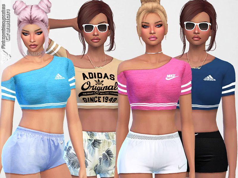 Sims 4 Clothing sets | Sims 4 | Sims 4 clothing, Sims 4, Sims