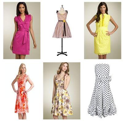 Spring Party Dresses - Ocodea.com