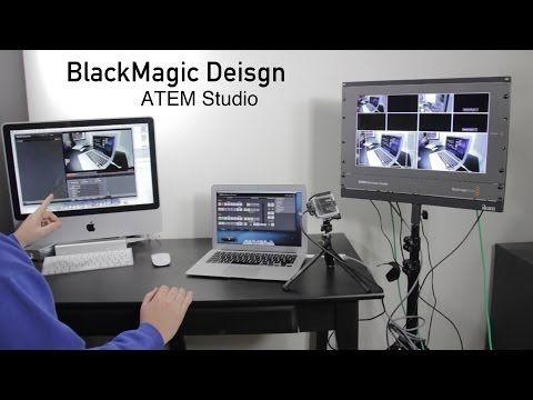 Blackmagic Design Atem Blackmagic Design Design Studio
