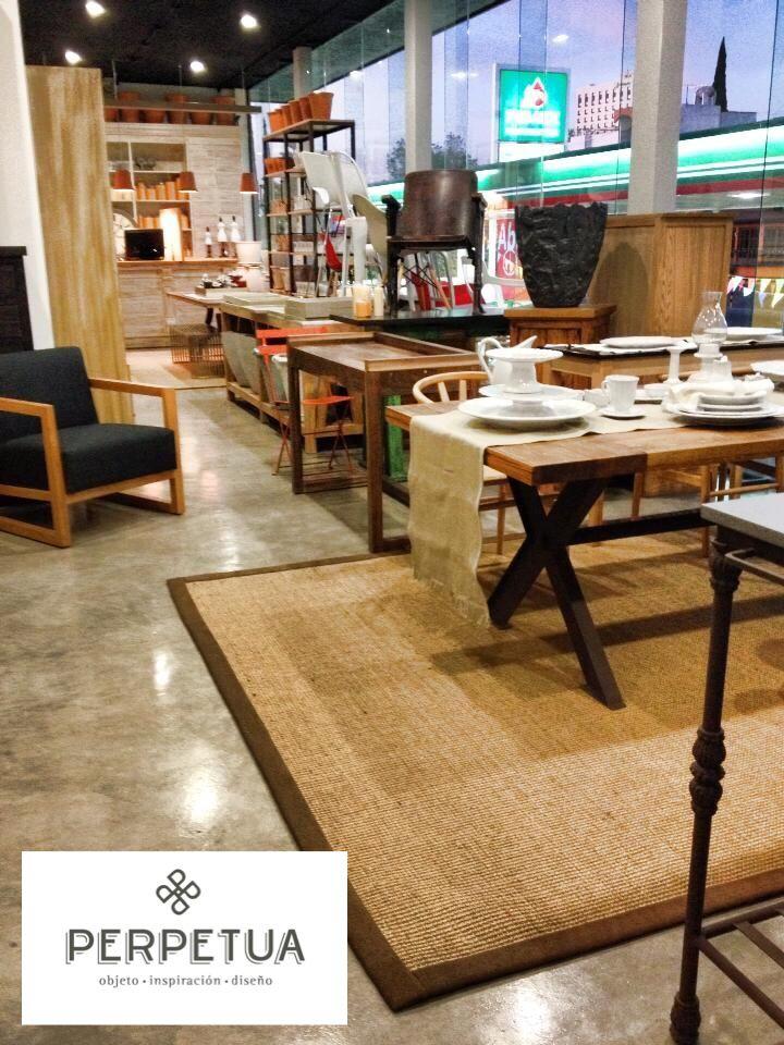 Perpetua muebles showroom juan pablo ll en puebla for Idea muebles puebla