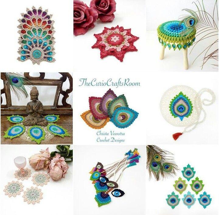 Pin de berrin *** en crochet/ motif | Pinterest
