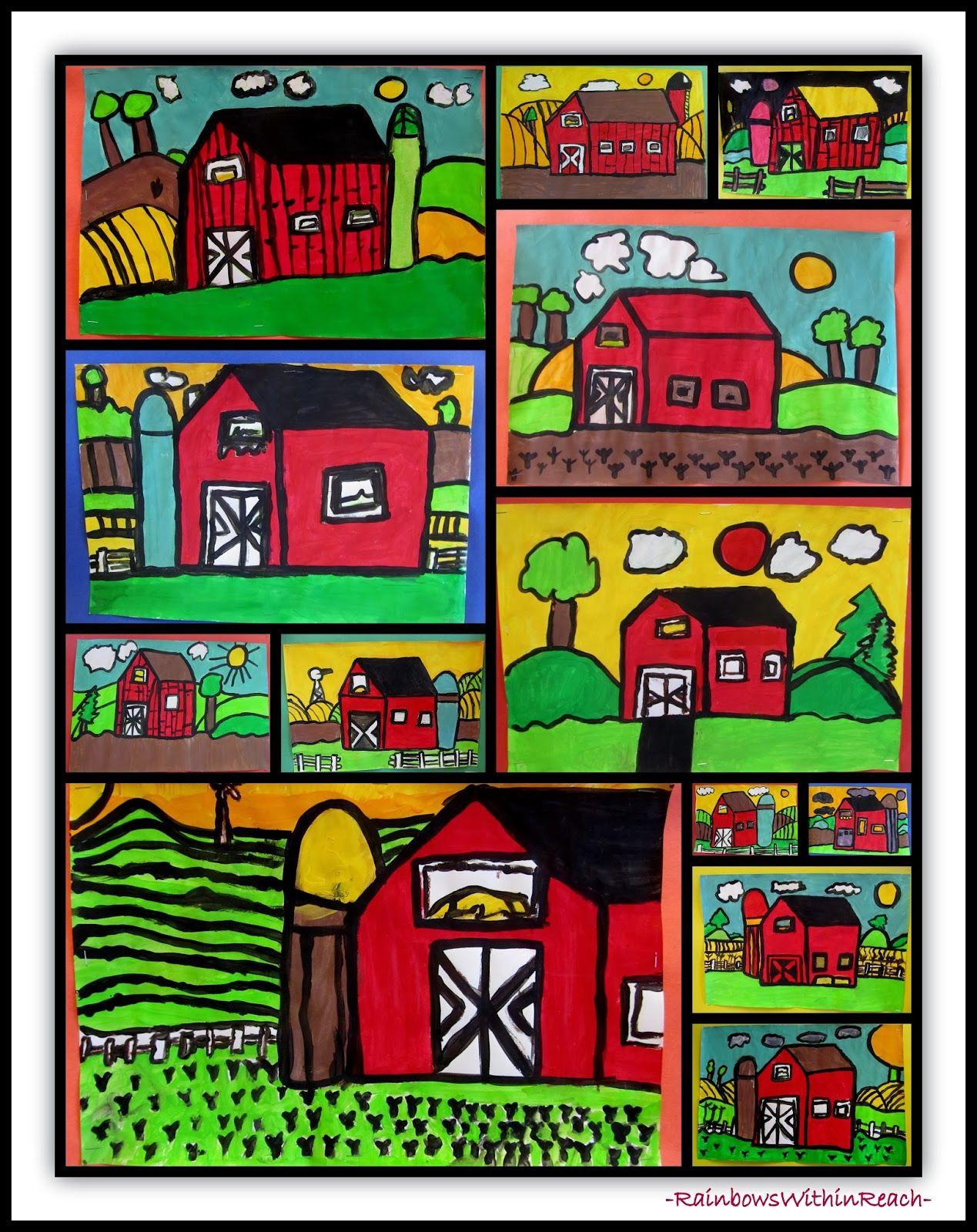 Art History 103 Early Elementary Art Response