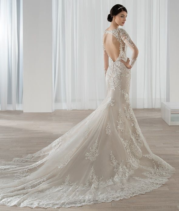 The 25 Most Pinned Wedding Dresses Of 2016: Demetrios Wedding Gowns Style 613, 2016 Collection, Bridal
