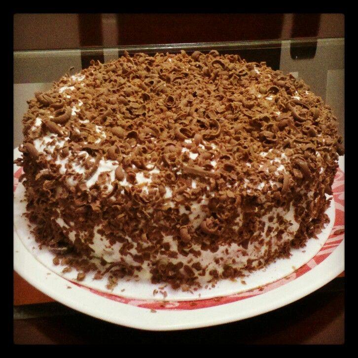 #Cake #Torta #Genovesa