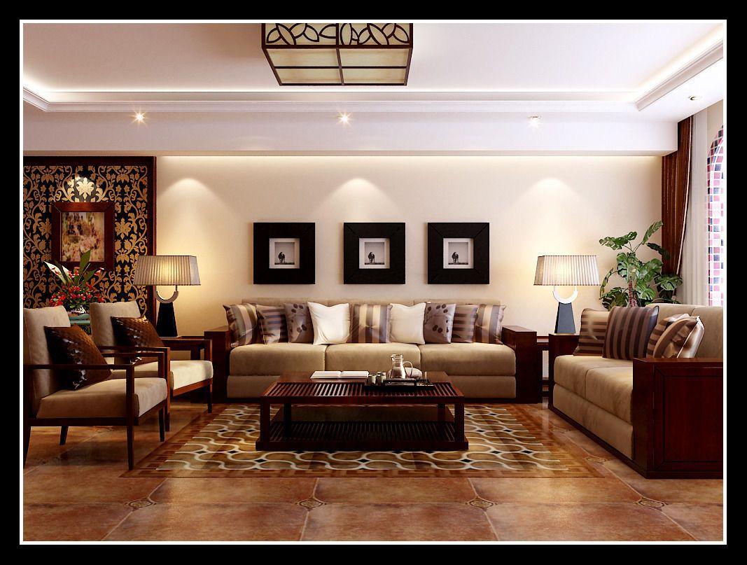 . Realistic Interior Design 48 3D Model  max CGTrader com   best