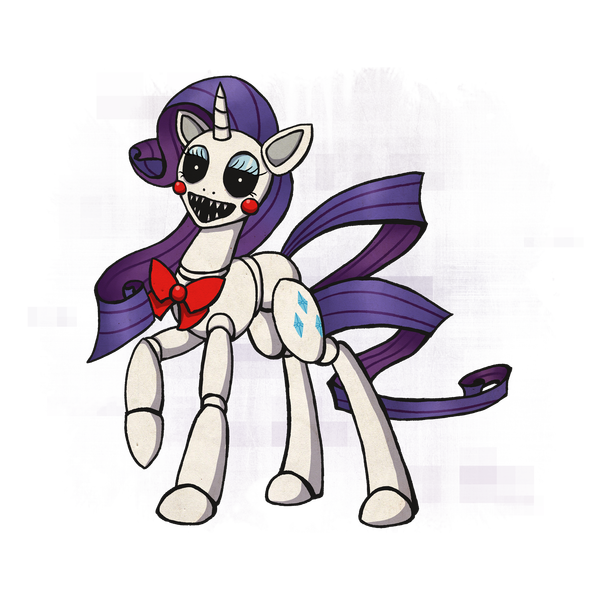 Unicorn Animatronic No Text