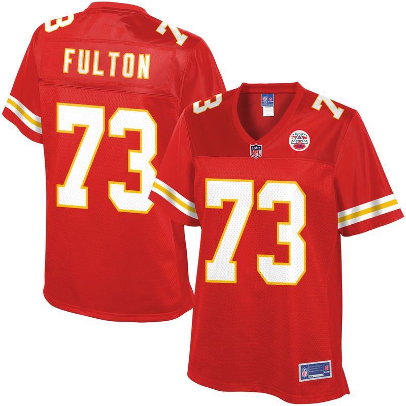 Zach Fulton NFL Jersey