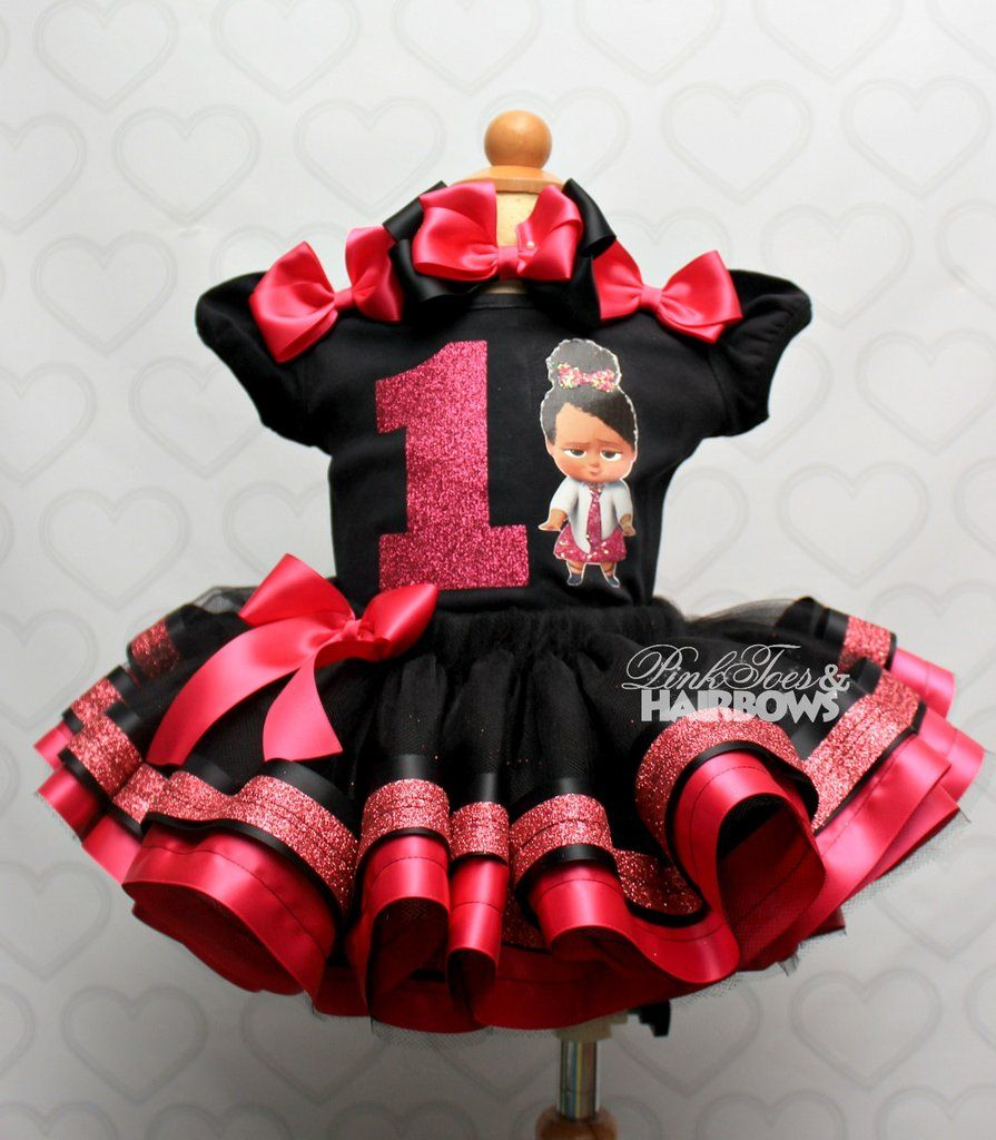 Boss Baby tutu setBoss Baby outfitBoss Baby dress in