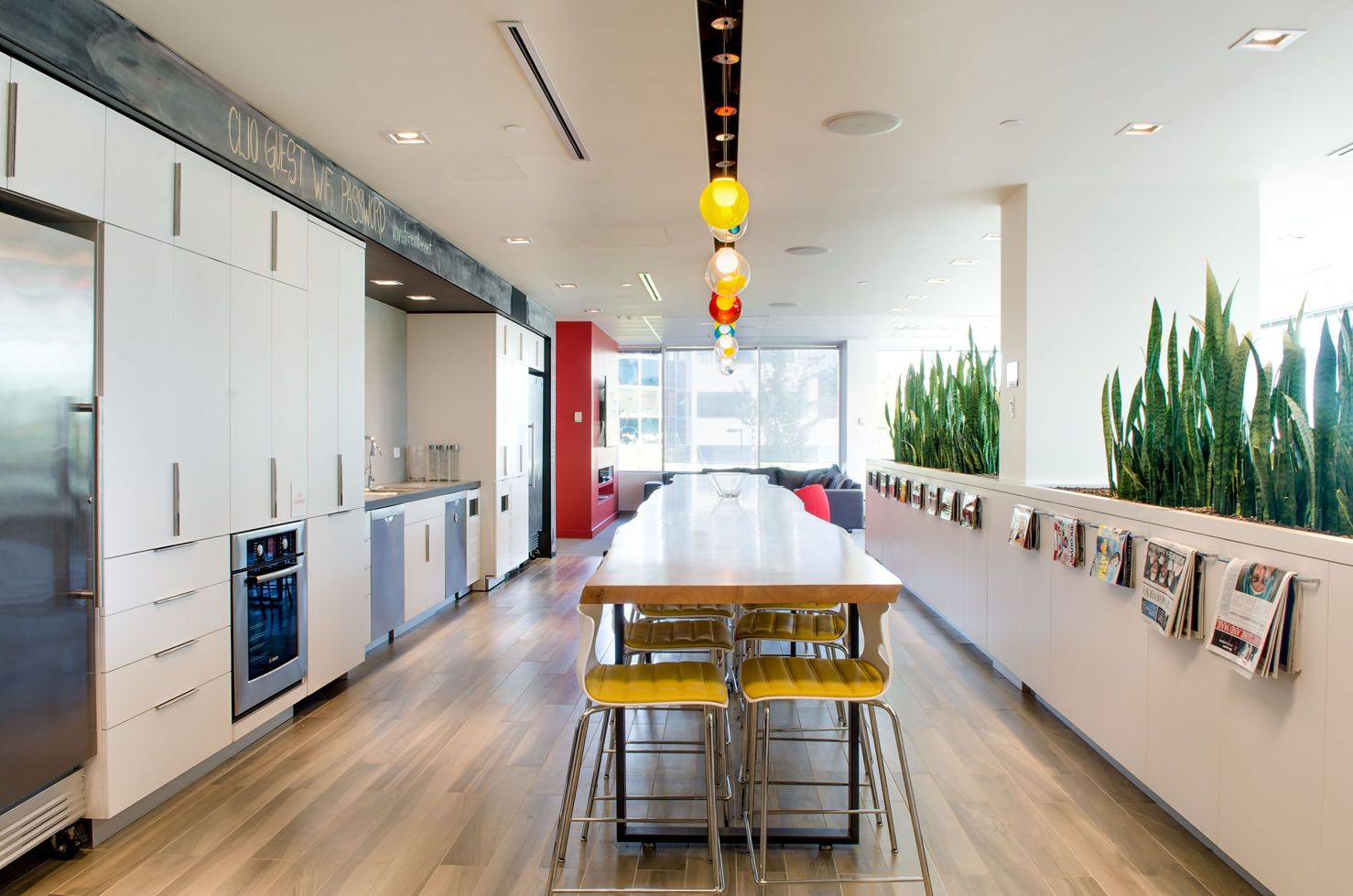 hi tech office. SSDG Interiors Inc. | Workplace Hi-tech: Clio Award Winning Interior Design Of Hi Tech Office O