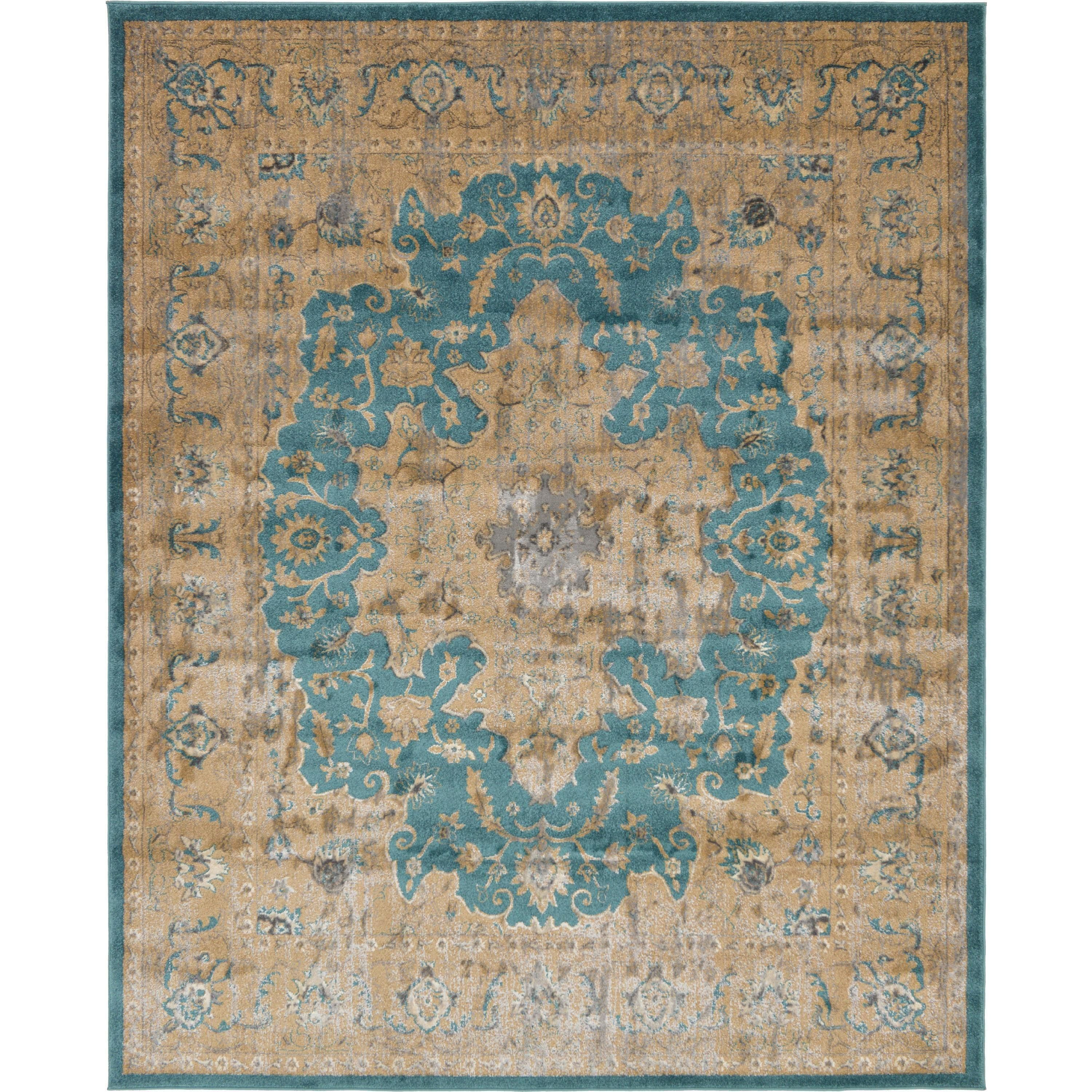 Teal Color Area Rugs Unique Stockholm Medallion Teal Area Rug 8 X 10 Teal 10