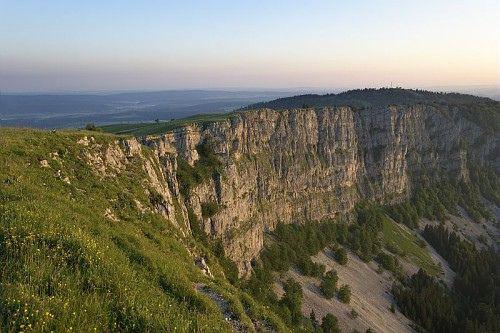 The Mont d'Or, mountain of Franche-Comté (© CRT Franche-Comté / Stéphane GODIN)