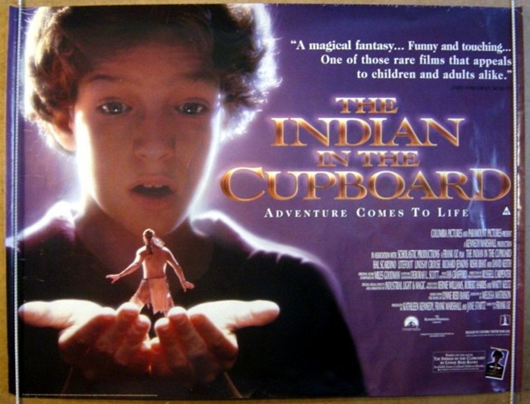 Google Image Result For Http Www Pastposters Com Cw3 Assets Product Expanded R Indianinthecupboard 4 Jpg Indian In The Cupboard Comedy Tv Film