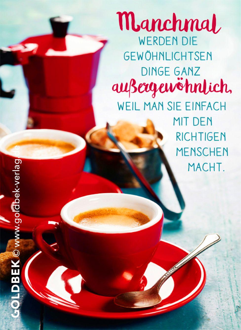 Postkarten Kaffee Man sollte öfter mal einfach mit einem lieben