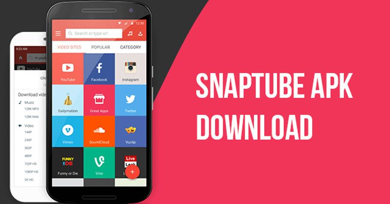 Download Snaptube Latest Apk Version Free For Android With Images