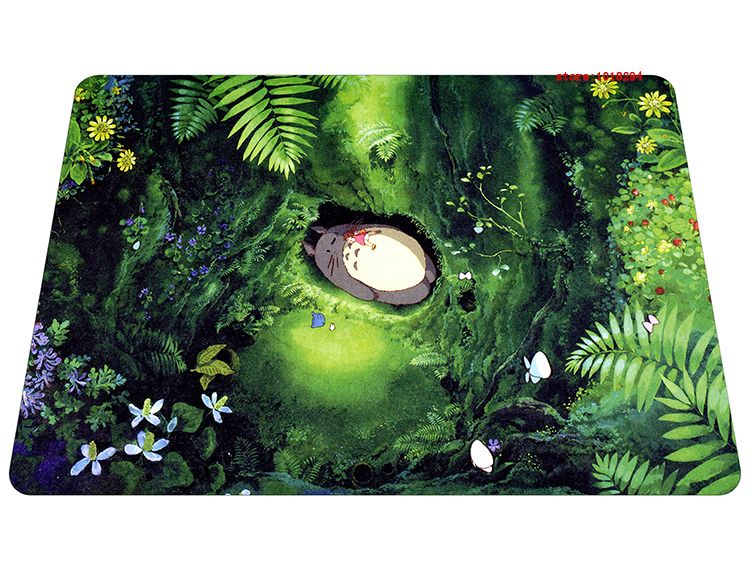 Totoro mouse pad cute pad to mouse notbook computer mousepad Mass