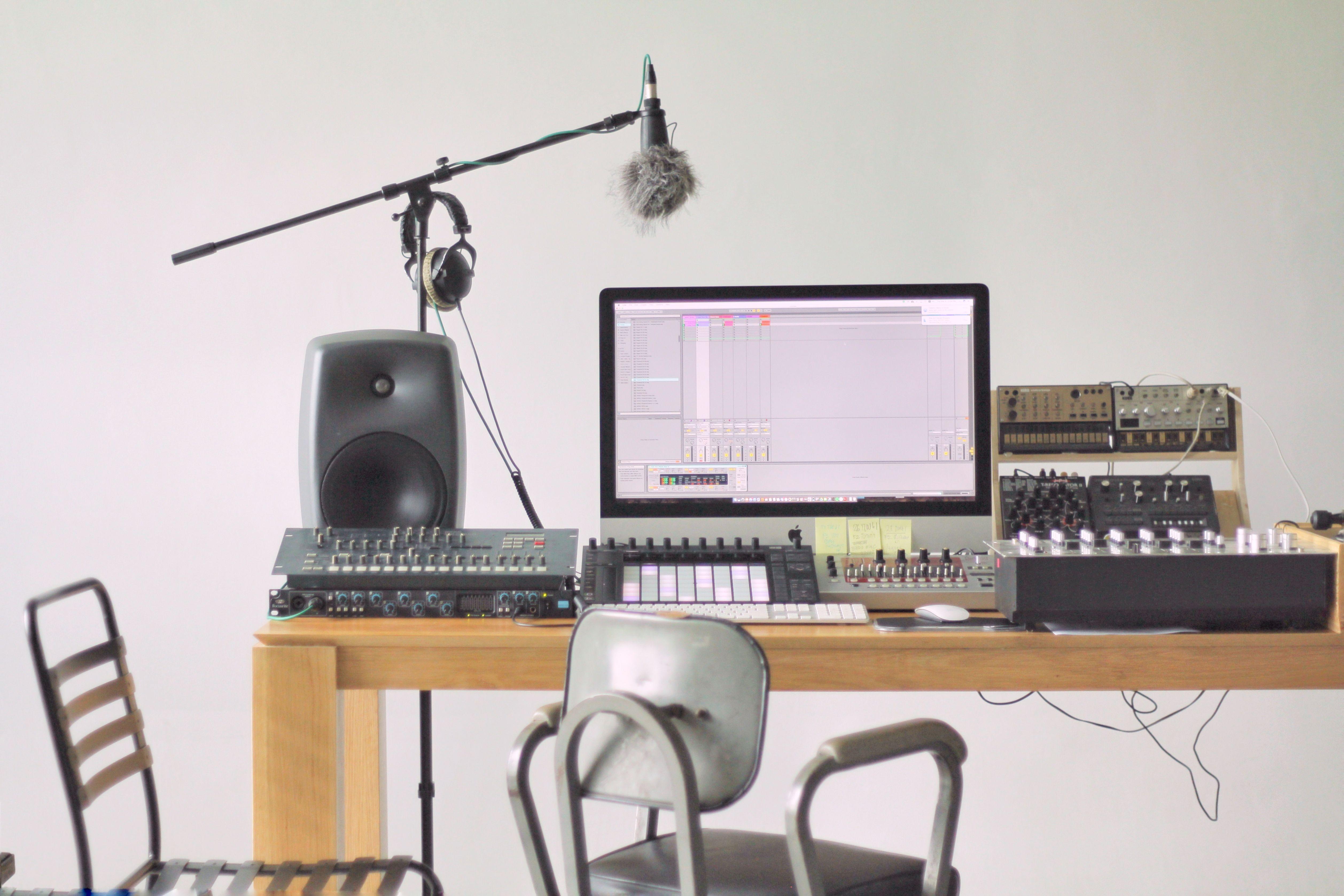 Nice Home Recording Studio Setup Ideas Gift - Home Decorating ...