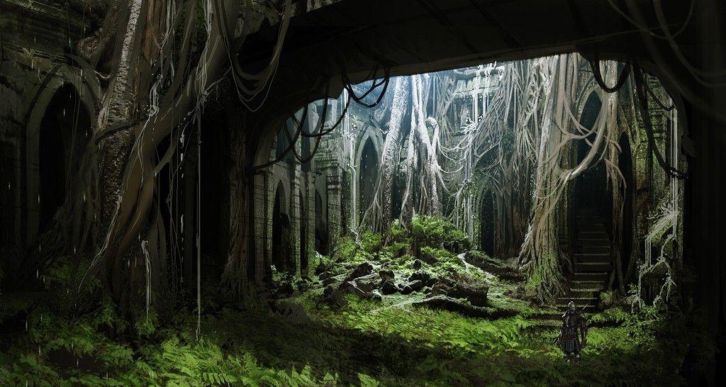 dungeon concept art에 대한 이미지 검색결과   Environment Concept ...