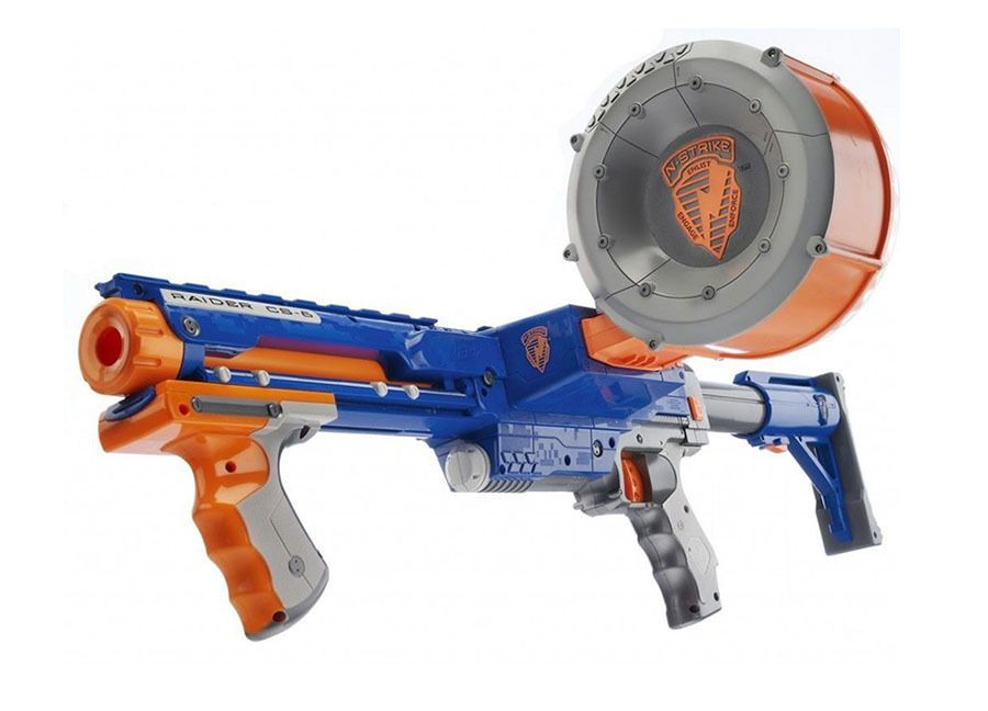 Top 6 Nerf Guns of All Time