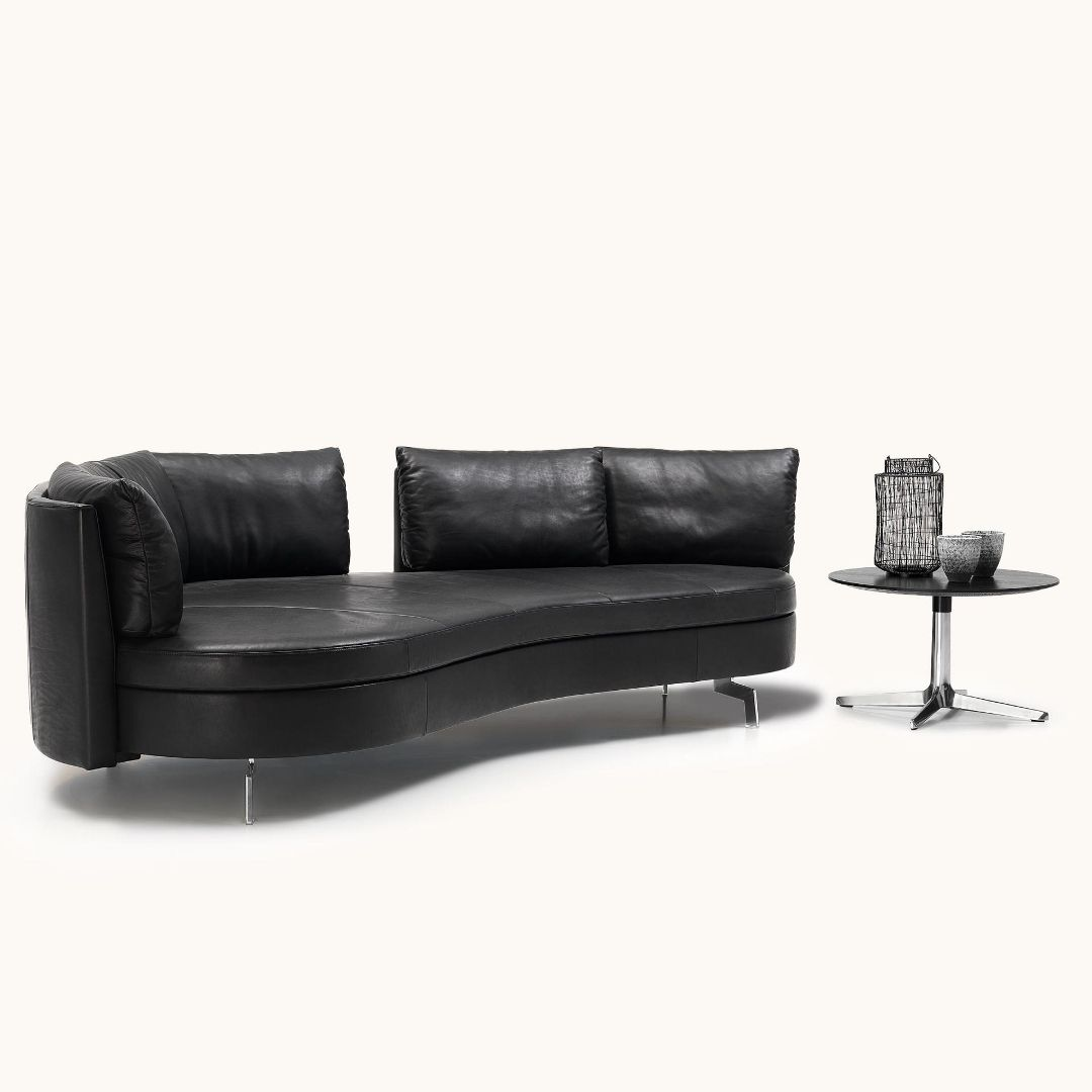 Superb Sofa Scenery By De Sede. DS 167. Design: Hugo De Ruiter. Photo Gallery