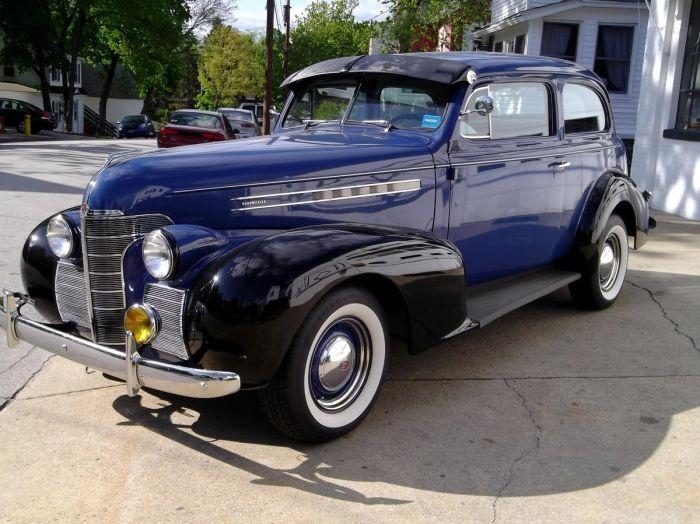 1939 Oldsmobile Series 60 F39 For Sale Hemmings Motor News With Images Oldsmobile Retro Cars Sedan