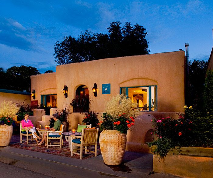 Santa Fe Patio In 2019 Santa Fe Home Santa Fe New