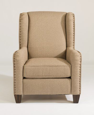 Perth High Back Accent Chairs Perth Chair