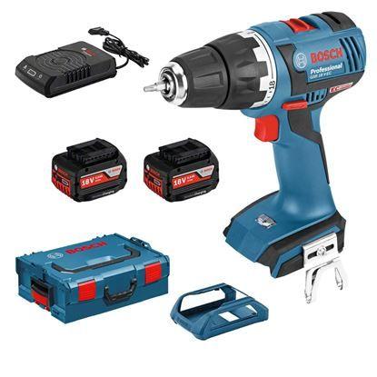 Pokazhi Detajli Za Akumulatoren Vintovert Gsr 18 V Ec 2x4 0ah L Boxx Bosch Tools Drill